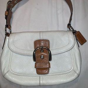 Coach SoHo saddle shoulder bag
